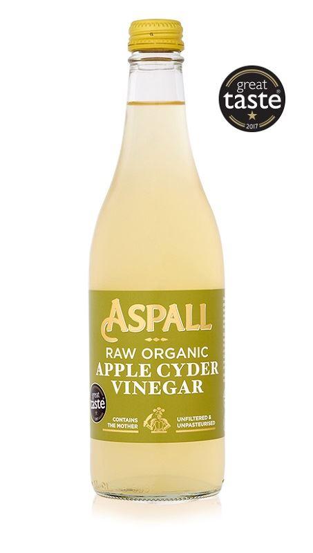 Aspalls apple cider vinegar