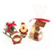 Chocolate Santas (80g)