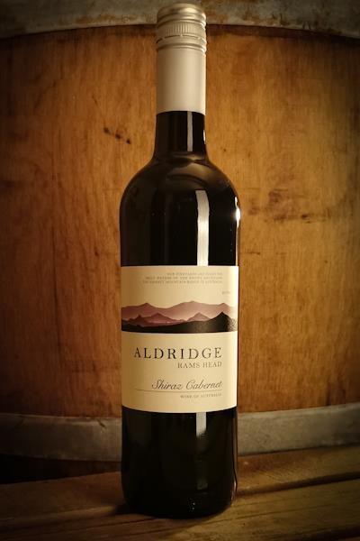 Aldridge estate rams head
