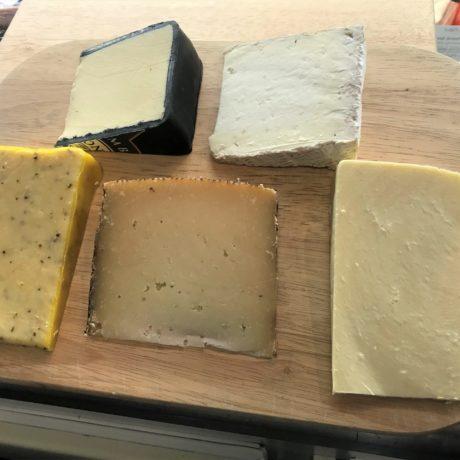 No Blue Cheese