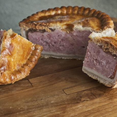 wensleydale pork pie