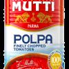 Mutti Chopped Tomatoes (400g)
