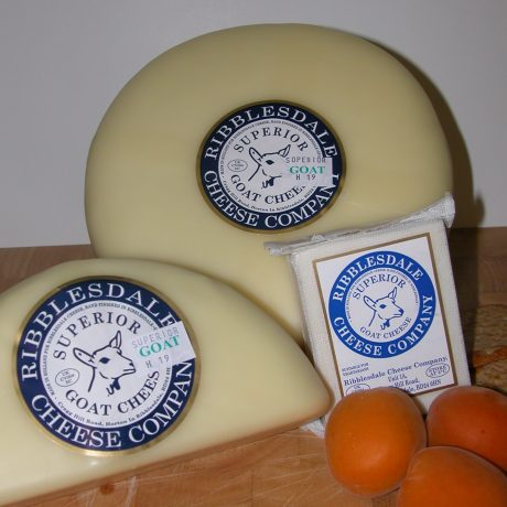 CheeseRibblesdale Goats Cheese