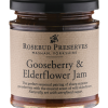 Gooseberry & Elderflower Jam 227g