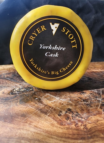 Yorkshire Cask Truckle