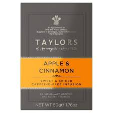 apple & cinammon tea