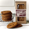 Lottie Shaw's parkin biscuits with chocolate chunks
