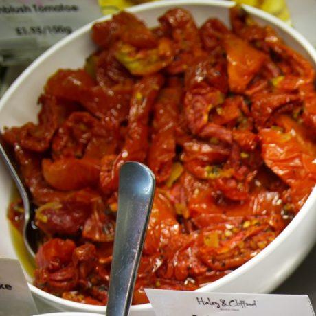 sunblush tomatoes